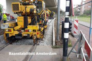 Baanstabiliteit Amsterdam