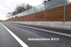 Geluidsscherm N213